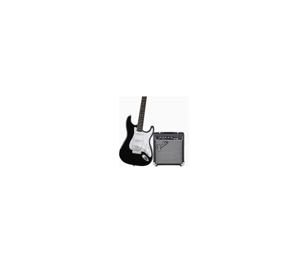 0301612606 Squier 030-1612-606 Squier Stop Dreaming Start Playing Strat/Frontman elgitarpakke