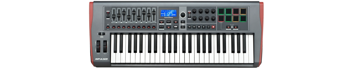 L832604 Novation 832604 Novation Impulse 49