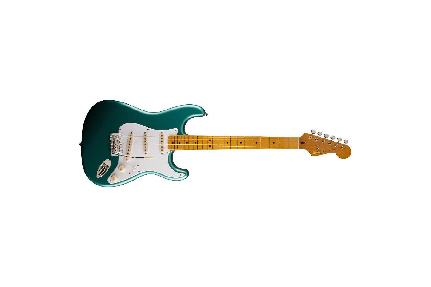 0303000546 Squier 030-3000-546 Squier Classic Vibe Stratocaster 50s MP FB Sherwood Green Metallic