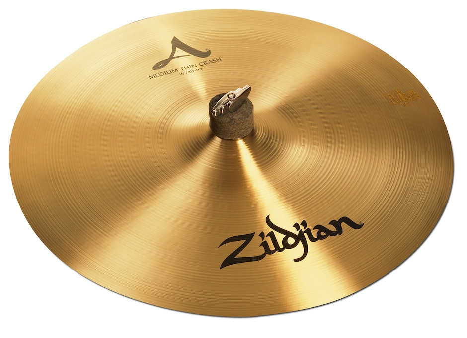 "1810230 Zildjian 16"" ZILDJIAN 16"" A Crash Medium Thin 16"" Crashcymbal"