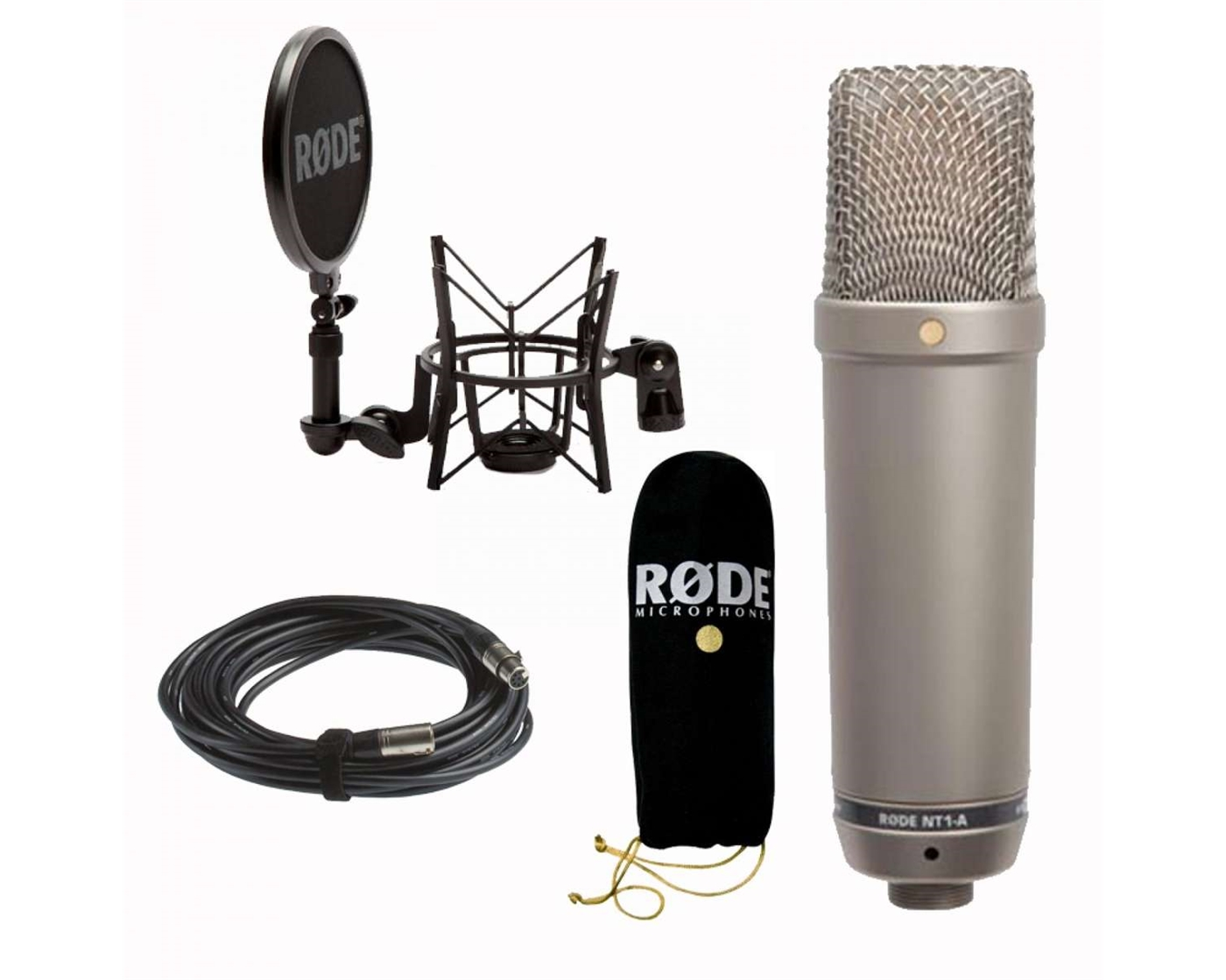 P230013 Rode 230013 Røde NT1-A Studio Kit