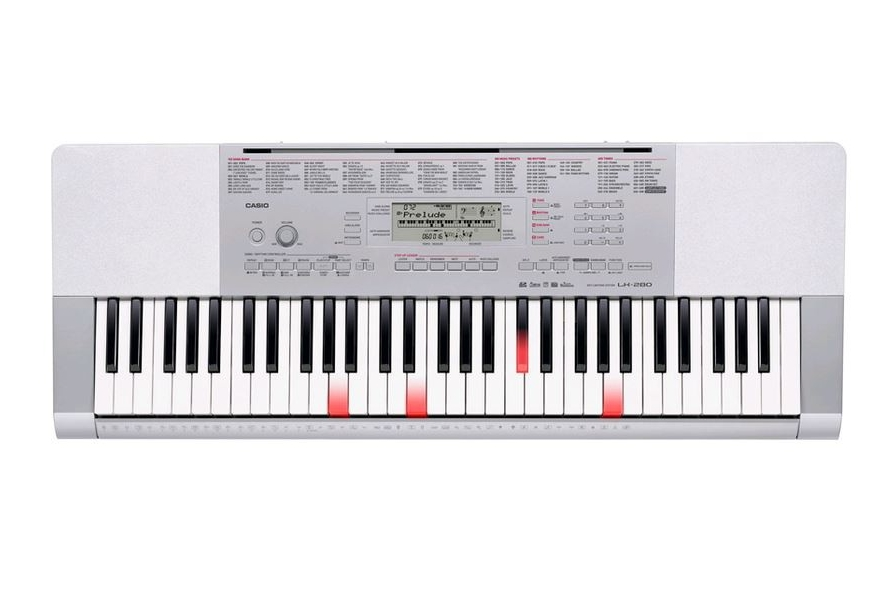 P149501 Casio 149501 Casio LK-280 Keyboard TOTALPAKKE