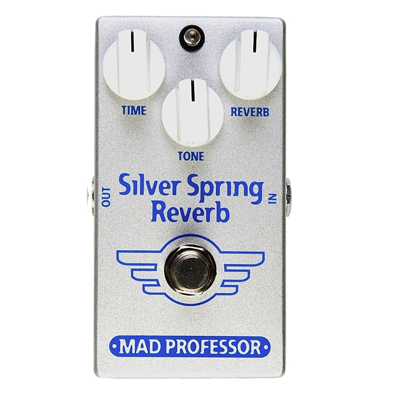 Mad Professor Silver Spring