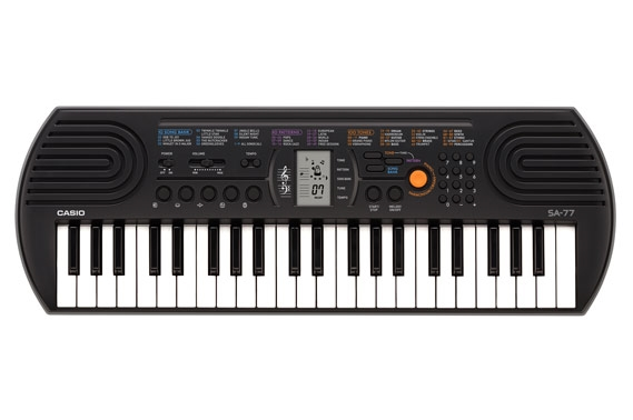P140267 Casio 140267 Casio SA-77 Keyboard