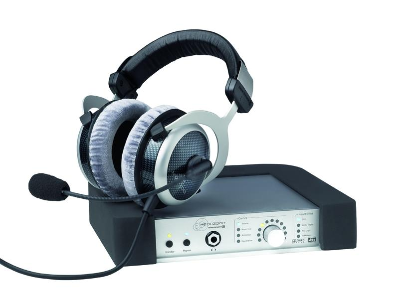 N29460 Beyerdynamic  Beyerdynamic Headzone Gamer Headset med løs surround dekoder