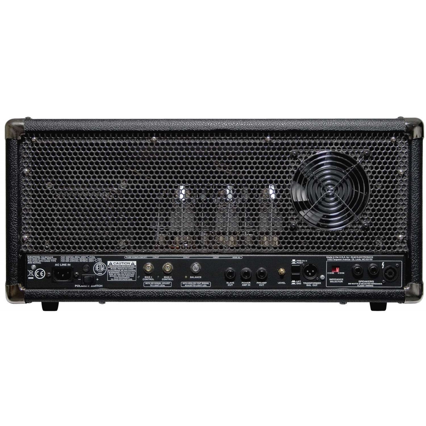 AMP-SVTCL Ampeg SVTCL Ampeg Svtcl Bass Head classic 300W all tube Svtcl