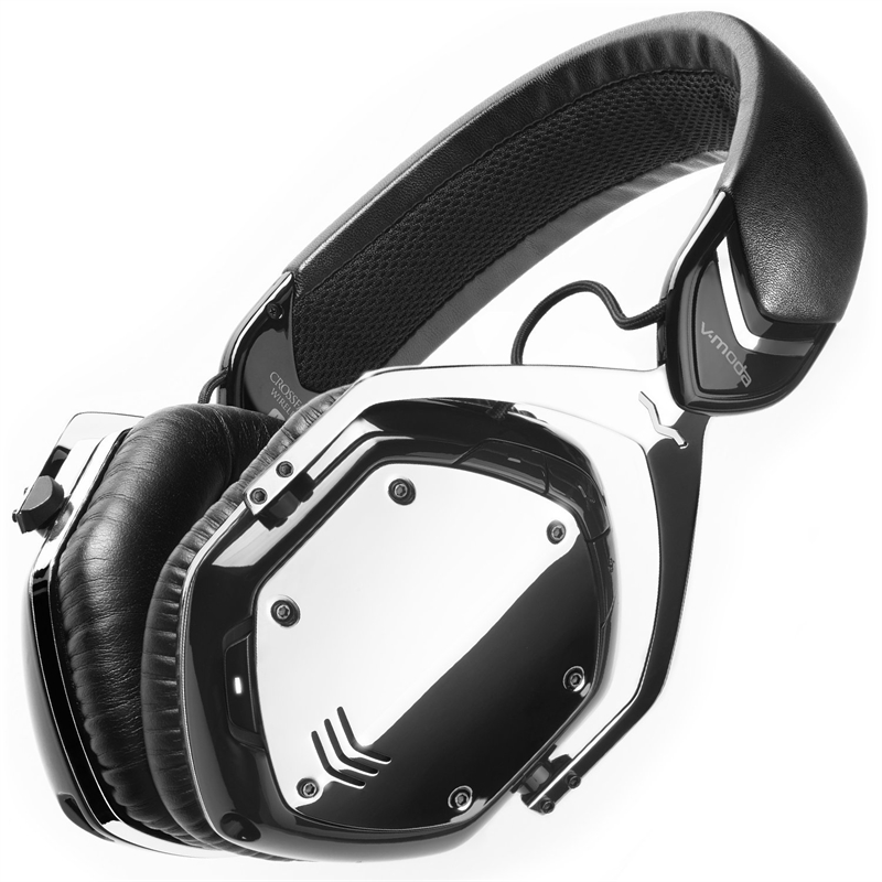 V-Moda Crossfade Wireless XFBT PhChrome XFB Phantom Chrome trådløs hodetelefon