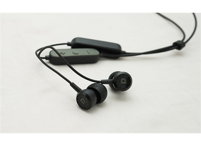 184828 Audiofly AF334-3-01 Audiofly AF 33w Black Wireless w/Clear-Talk Mic AF33M IE