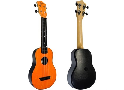 TUS35OR  TUS35OR Flight TUS 35 ABS Travel Ukulele Orange