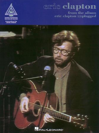 MUSAM91067   Eric Clapton Unplugged Guitar tabs with chord symbols