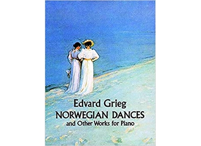 0486266699  0486266699 Edvard Grieg Norwegian Dances and Other Works for Piano