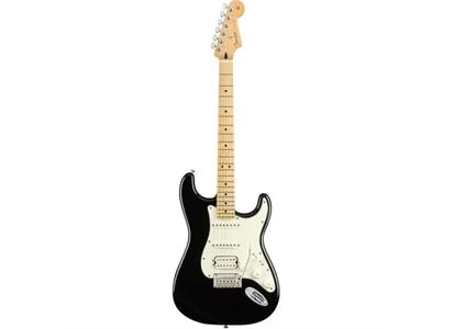0144522506  014-4522-506 Player Stratocaster® HSS Black, Maple Neck